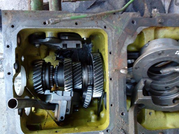 John Deere 4240 skrzynia na części tryby tryb sprzęgło docisk