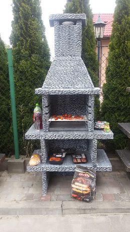 Betonowy grill kominek super cena PRODUCENT K12