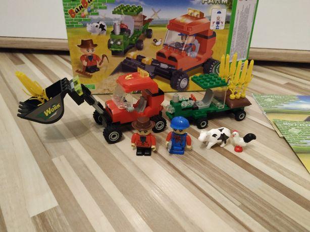 Klocki banbao farma/ maszyny rolnicze