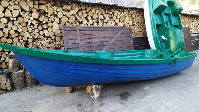 Łódka plastikowa 3,60