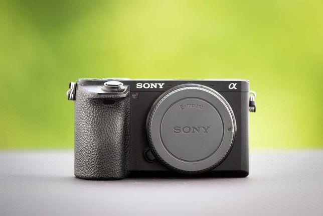 Aluguer de Sony a6500, 30€/dia