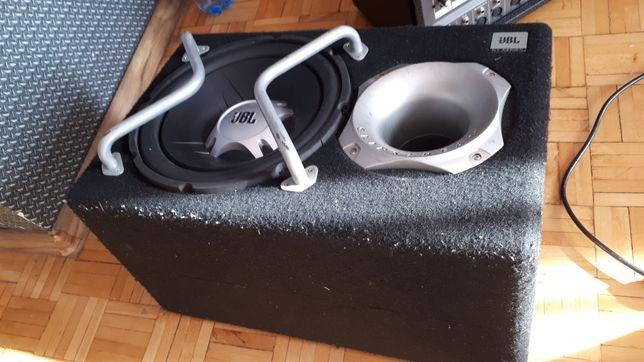 Tuba głośnik Bass JBL