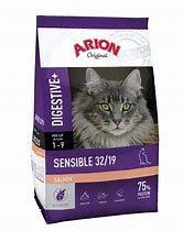 Arion Original CAT Sensible Digestive, Karma dla kotów, 2kg