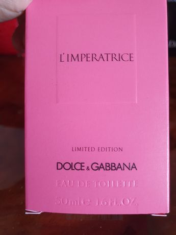 DOLCE&GABBANAL'Imperatrice limited Edition