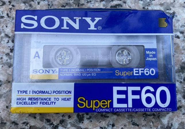 Аудио кассета Sony EF 60