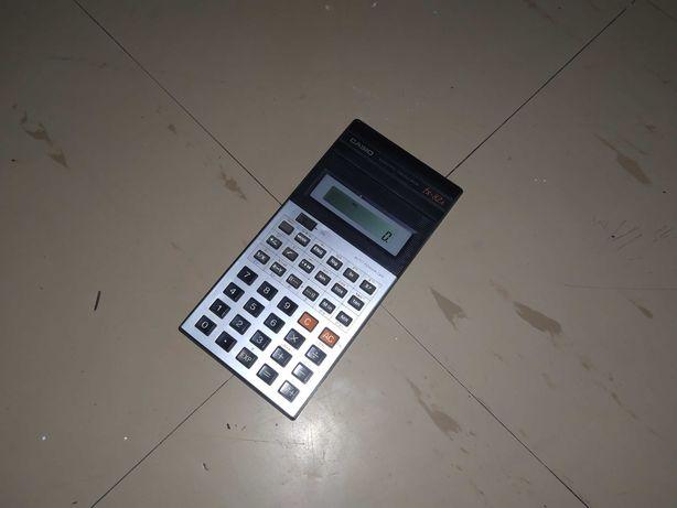 Nieśmiertelny Kalkulator naukowy Casio fx-82A Vintage Stan bdb!