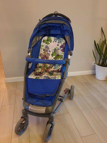 Wózek spacerówka spacerowy espiro magic
