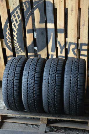 Резина зимова шини колеса зима зимние 215 60 r16 Pirelli