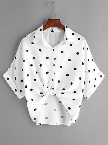 Camisa estilo pin up