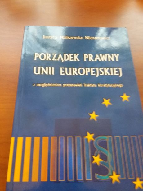 Porządek prawny Unii Europejskiej