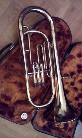 Euphonium sakshorn tenorowy Amati