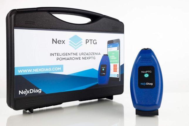 Miernik lakieru NexPTG Professional sonda kulkowa