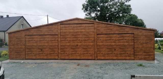 Garaże blaszane wiaty garaze