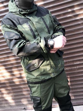 Костюм Горка 5 Хаки Беларусское производство, ткань Палатка