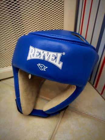 Шлем кожаный Reyvel