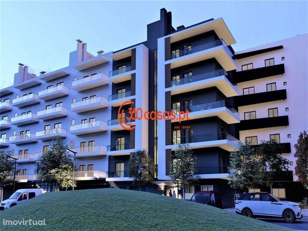 Apartamento T2 novo para venda em Faro