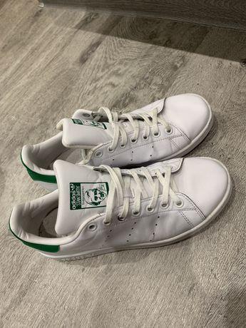 Adidas stan smith zielone 38