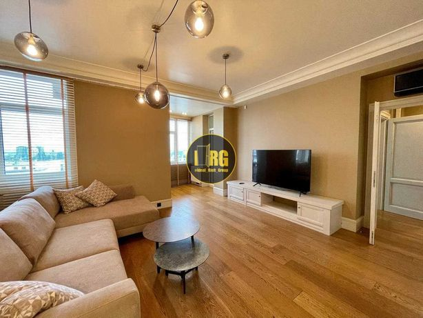 Сдам новую 2-ком квартиру 77 м² в центре, ул. Леси Украинки, 7-А.