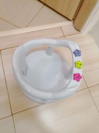 Siedzisko do kąpieli dla dziecka