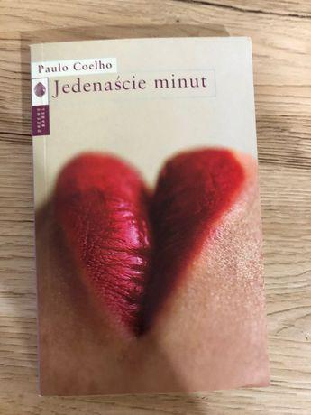 Jedenaście minut Paulo Coelho książka