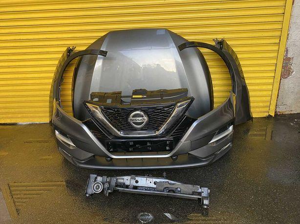 Frente radiador Nissan Qashqai, Juke, Acenta X-Trail, NAVARA, Micra