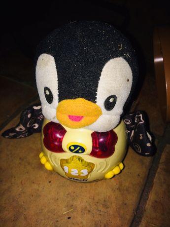 Pingwin interaktywny