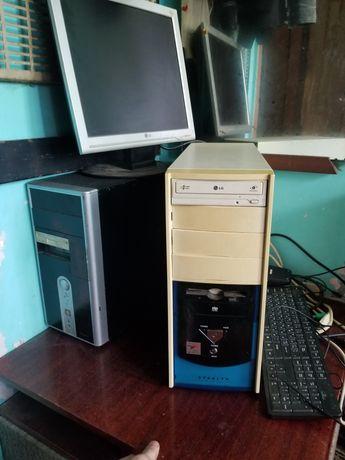 Компьютерный хлам на запчасти компьютер