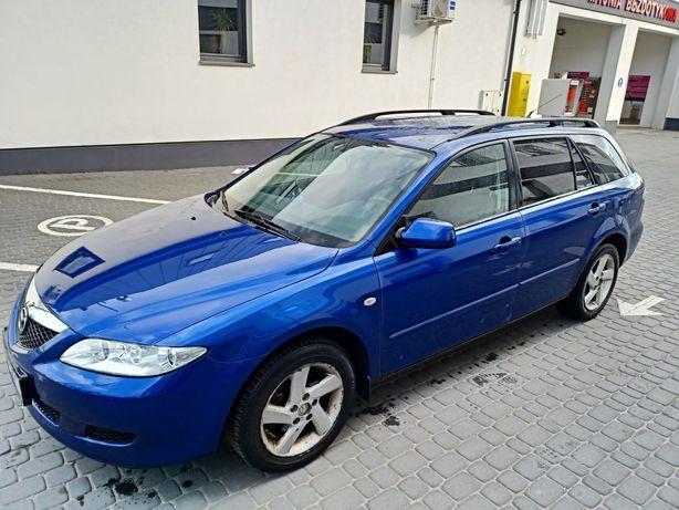 Mazda 6 2.0 diesel 2003 rok webasto klimatyzacja