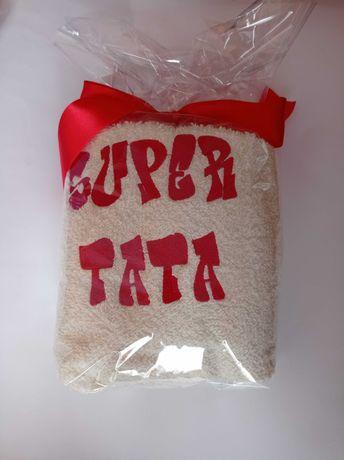 Ręcznik z haftem DZIEŃ OJCA