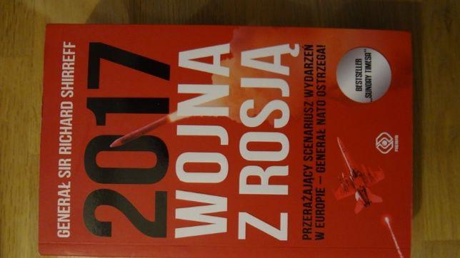 Książka 2017 Wojna z Rosją