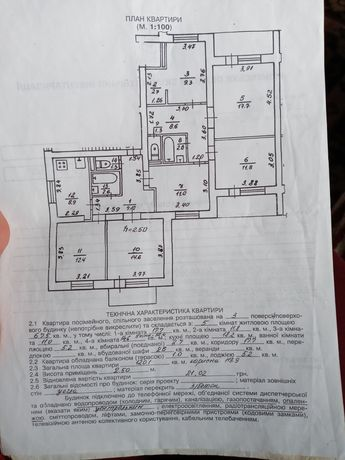 Продам квартиру    Терміново!