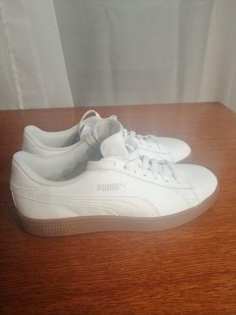 Sprzedam białe buty Puma