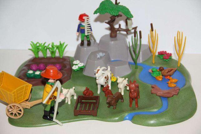 Playmobil 3124 farma, zwierzęta