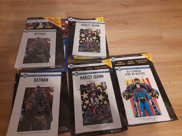 Kolekcja komiksów Bohaterowie i Złoczyńcy