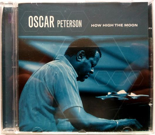 Oscar Peterson How High The Moon 2003r