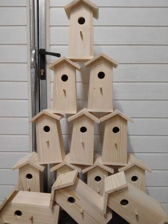 Budki dla ptaków, na działkę, do ogrodu, na prezent