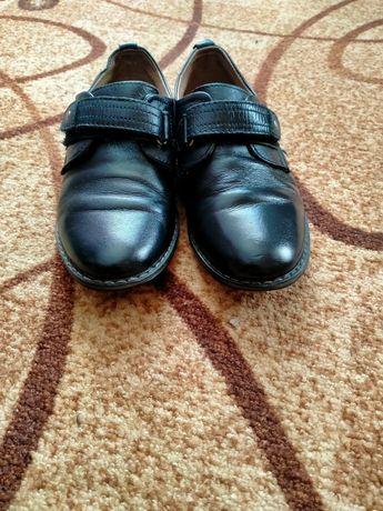 Туфлики шкіряні  32р.