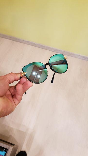 Dior okulary polaryzacja Lustra !