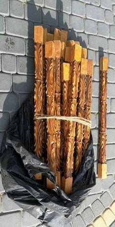 trelki drewniane 92 cm / 5 cm 19 szt