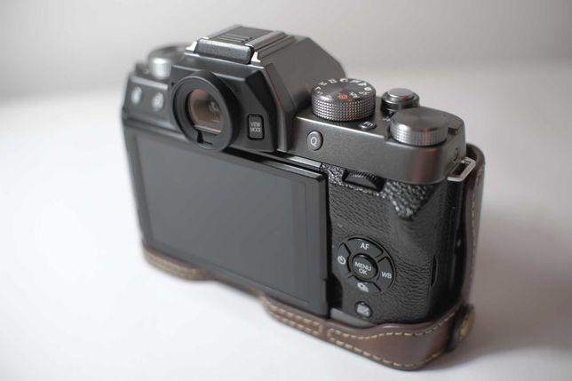 Fujifilm x-t100 + acessórios