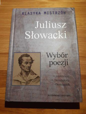 Książka Klasyka Mistrzów Juliusz Słowacki