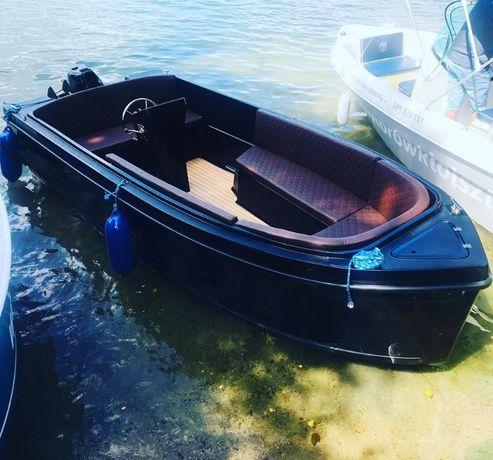 Nowa łódź motorowa Falon 485 na zamówienie od dealera