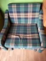 Sprzedam fotel jednoosobowy z funkcją spania