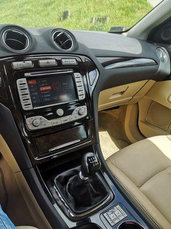 Ford Mondeo mk4 GHIA X najbogatsza wersja wyposażenia
