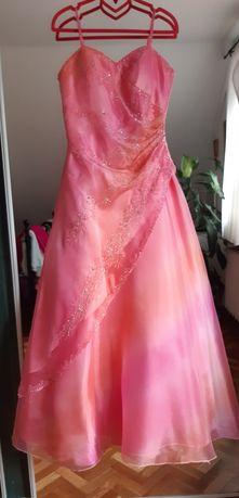 Suknia wieczorowa długa La Mira wesele przyjęcia S