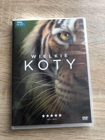 Wielkie koty miniserial BBC na DVD