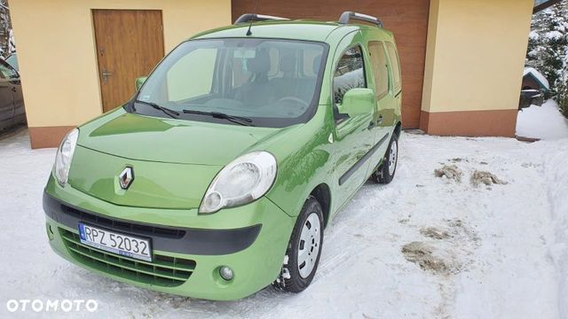 Renault Kangoo 1.5 DCi 103 KM Klima
