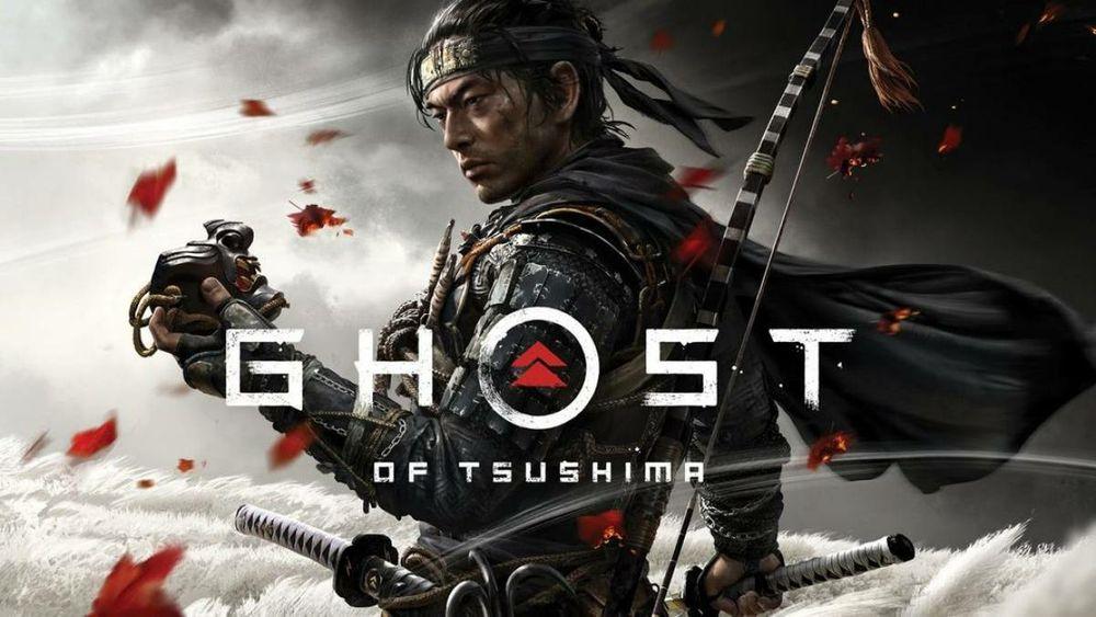 Ghost of tsushima ps4 руск.яз Киев - изображение 1