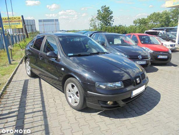 Seat Leon 1.6 105 KM ZADBANY ZAREJESTROWANY Climatronic...
