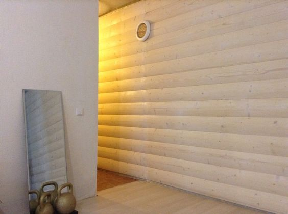 Блок хауз из дерева